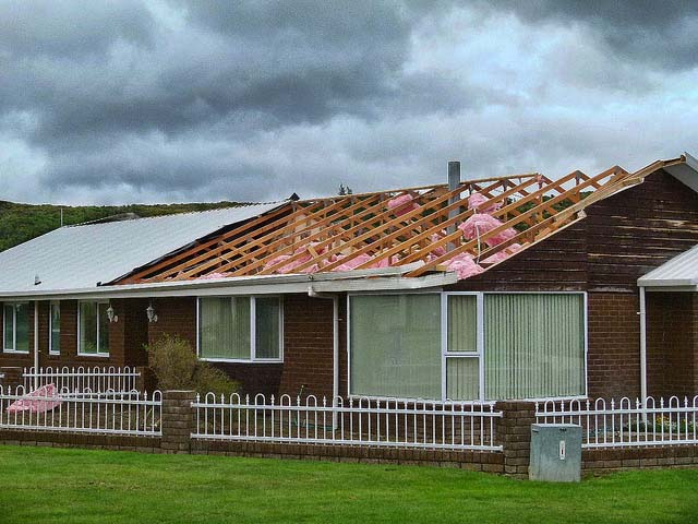 wind mitigation liability
