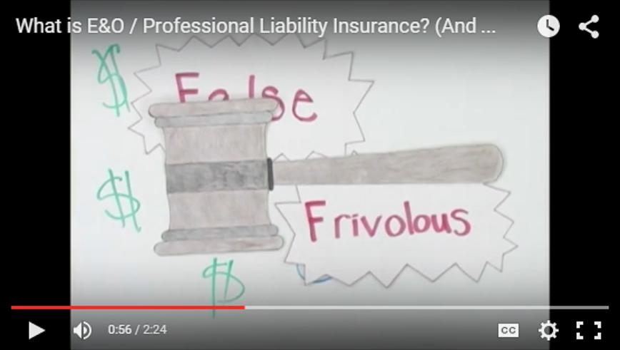 What Is Errors U0026 Omissions (Eu0026O) Insurance