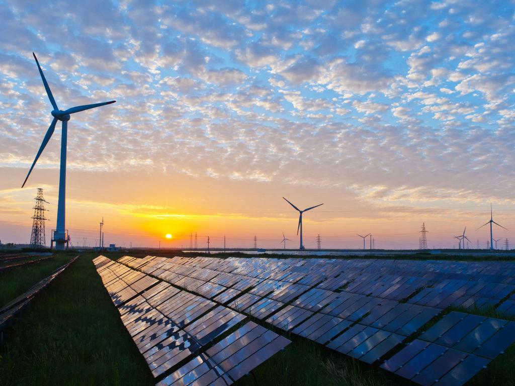 Wind & Solar Farm Operations